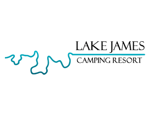 Lake James Camping Resort Logo