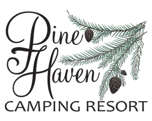 Pine Haven Camping Resort Logo